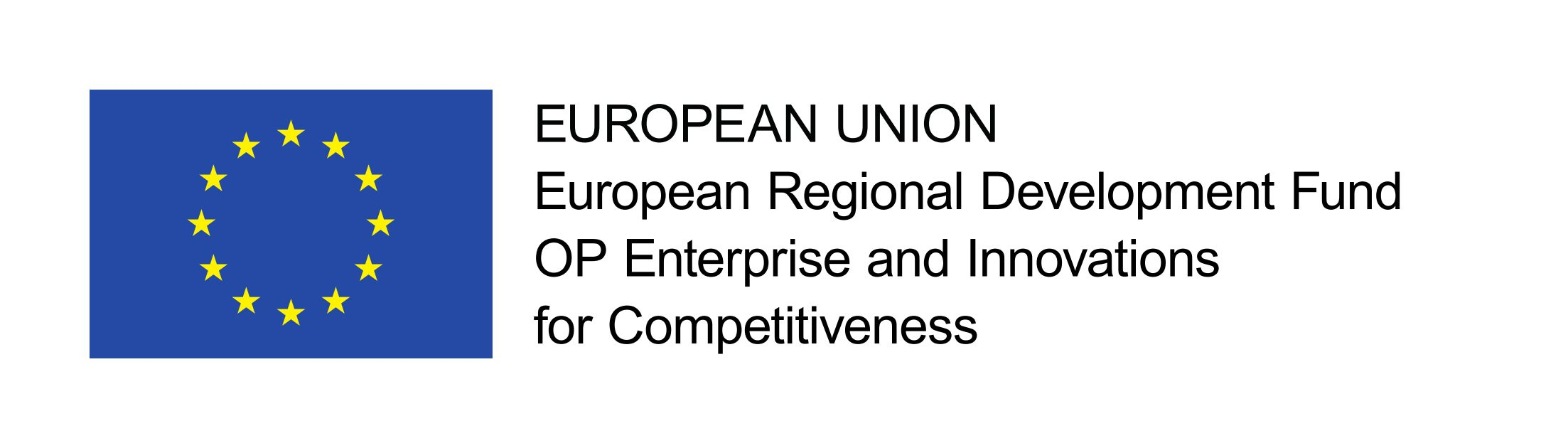 European Regional Development Fund OP Enterprise and Innovations for Competitiveness